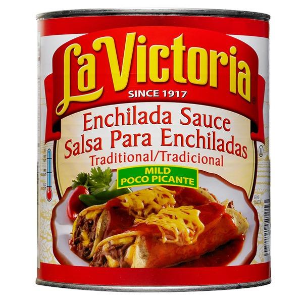 07812_La Victoria_Enchilada Sauce_Front