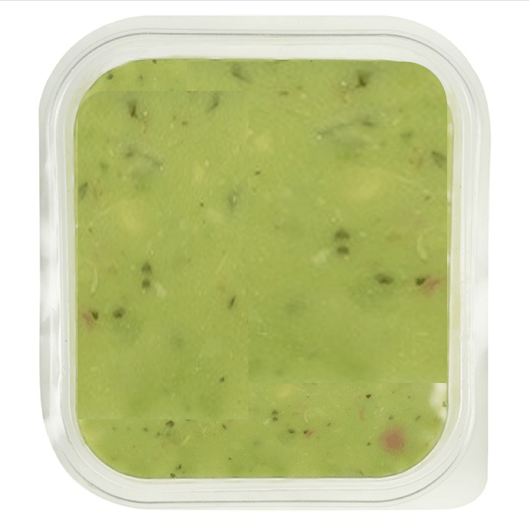WHOLLY GUACAMOLE® Homestyle Guacamole - package front