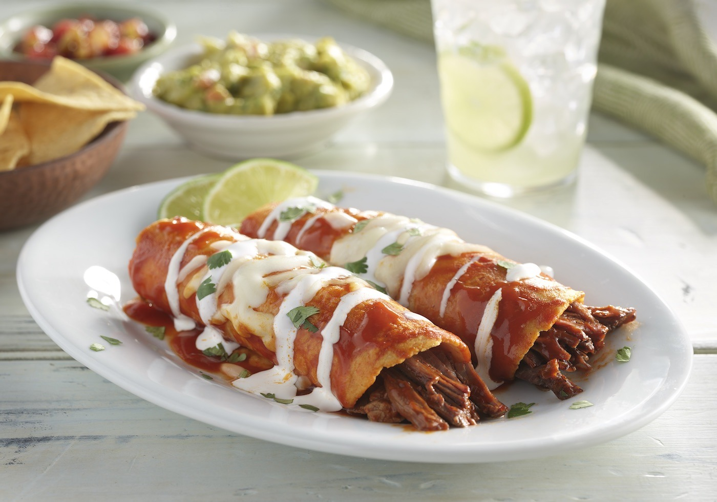 Let Authentic Enchilada Sauce Inspire Your Menu