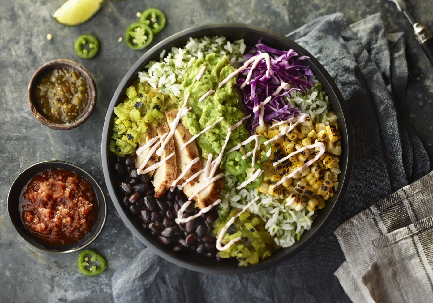 mexican hatch chile bowl
