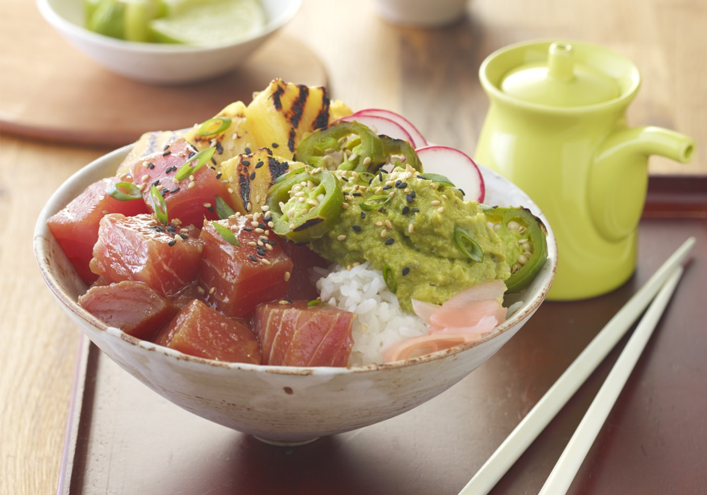 wa_wasabi_ginger_spread_poke_bowl
