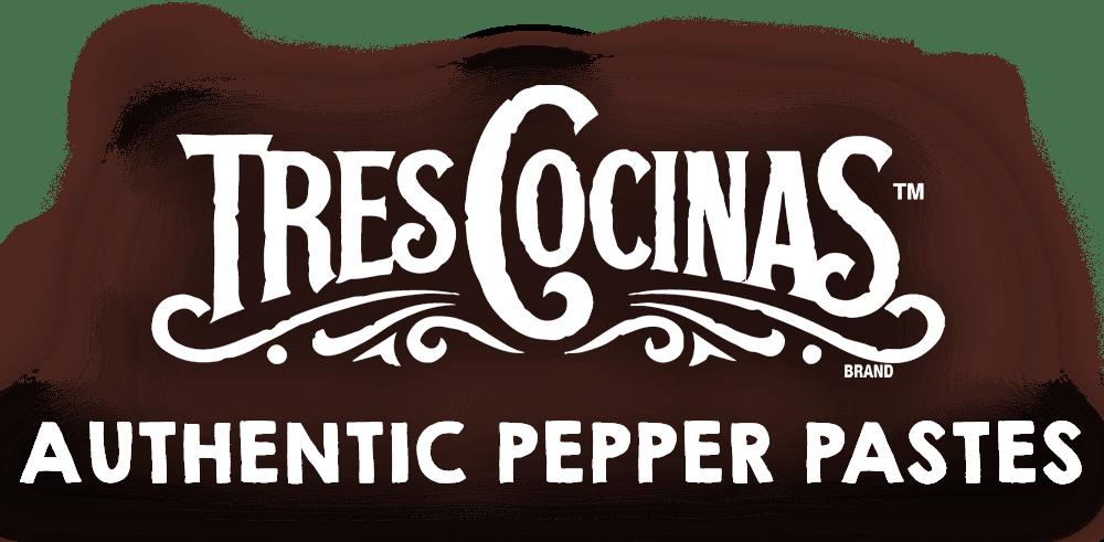 Tres Cocinas™ brand authentic pepper pastes